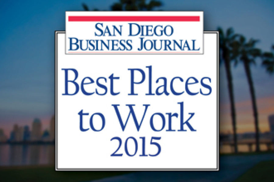 InnoVision Marketing Group Recognized as San Diego's Best Places to Work 2015