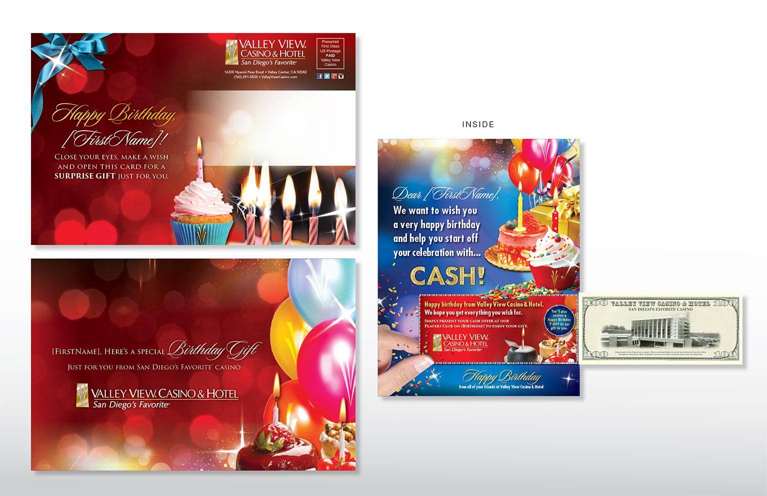 VVCH Birthday Card