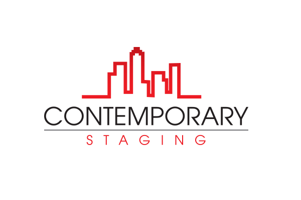 Contemporary Staging Logo