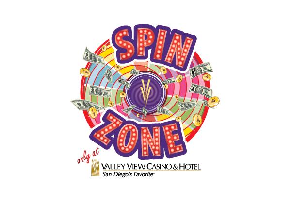VVCH Spin Zone Logo