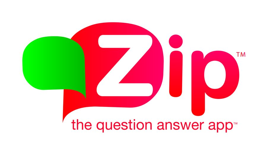 Zip The Question Answer App Logo