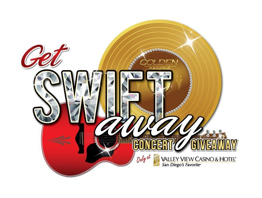 VVCH Get Swift Away Concert Giveaway Logo