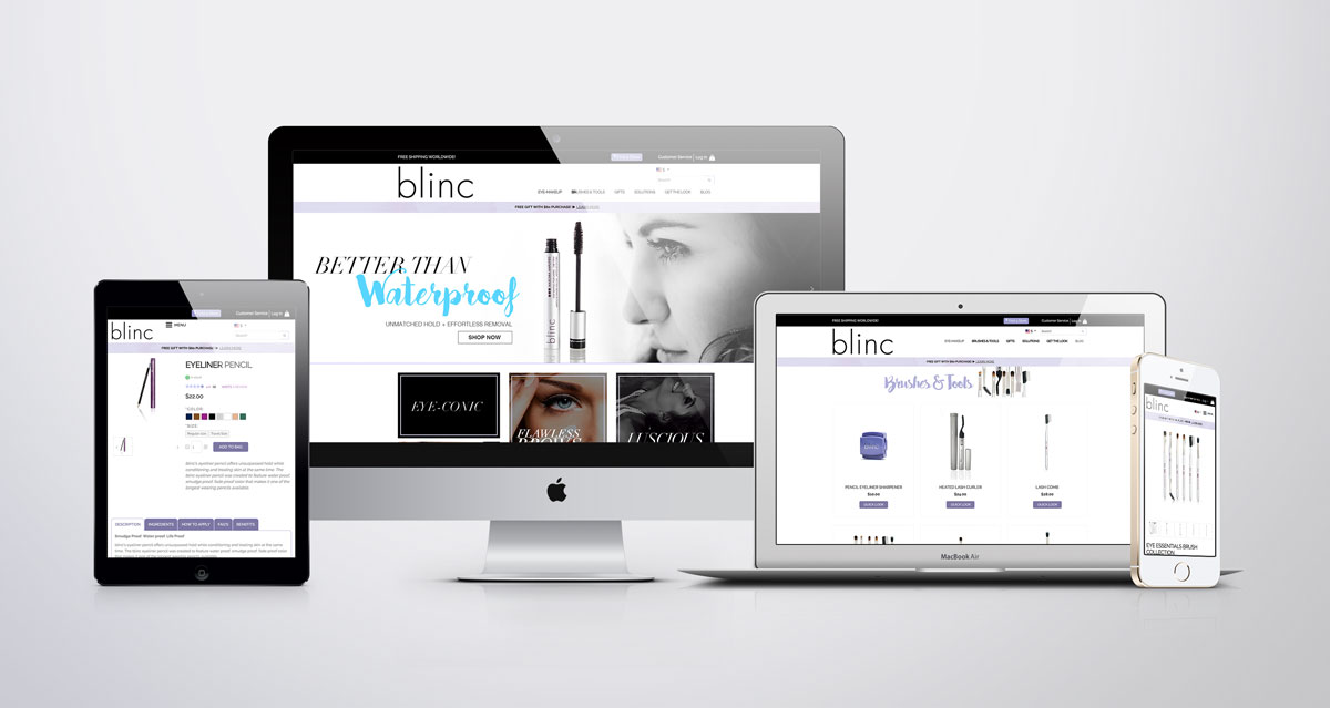 Blinc Website