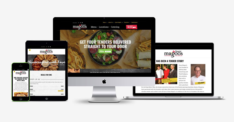 HueyMagoos.com Website