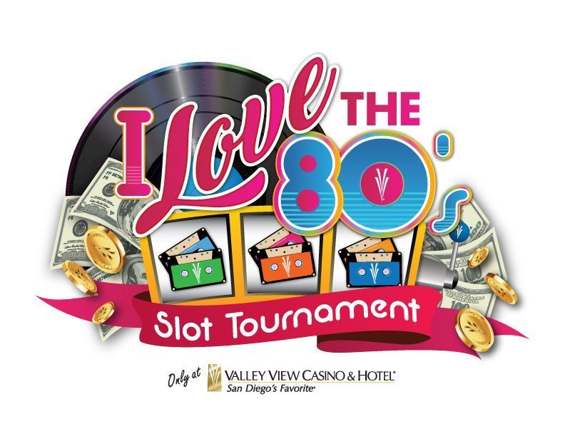 VVCH I Love the 80s Slot Tournament