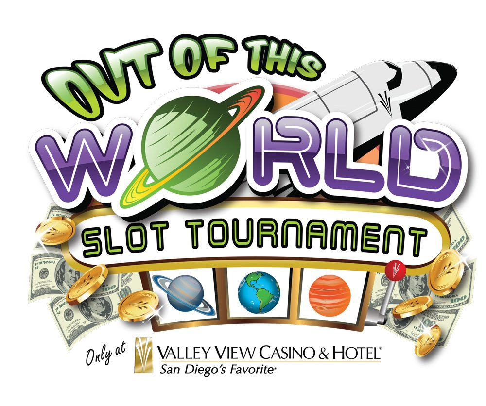 VVCH Out of This World Slot Tournament Logo
