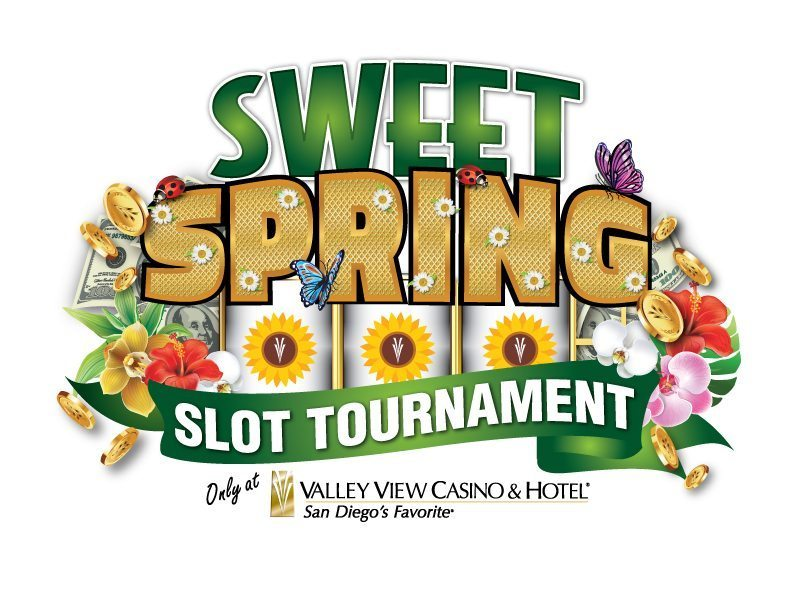 VVCH Sweet Spring Slot Tournament Logo