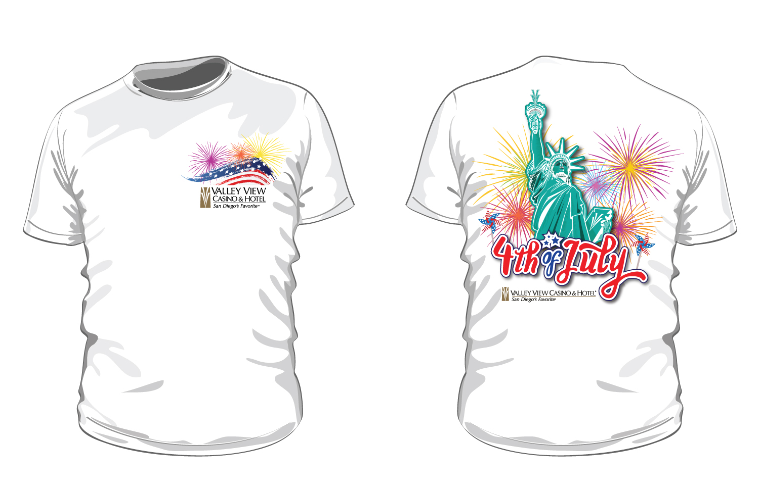 VVC 4th Of July T-shirt