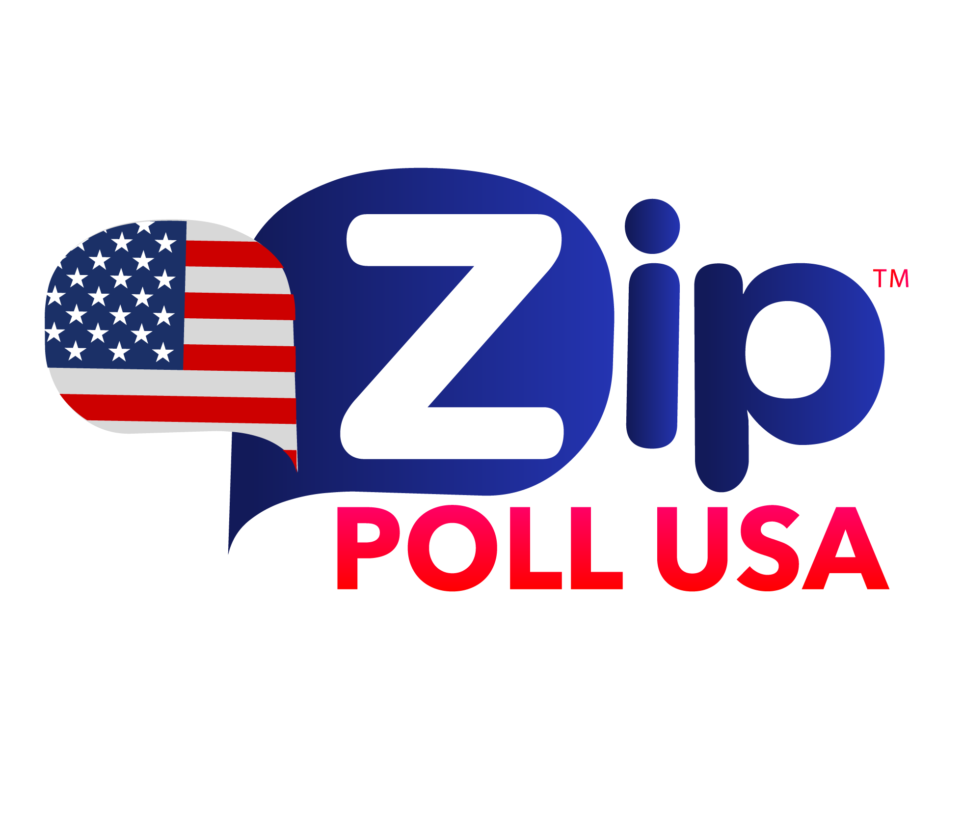 ZIP Poll USA Logo