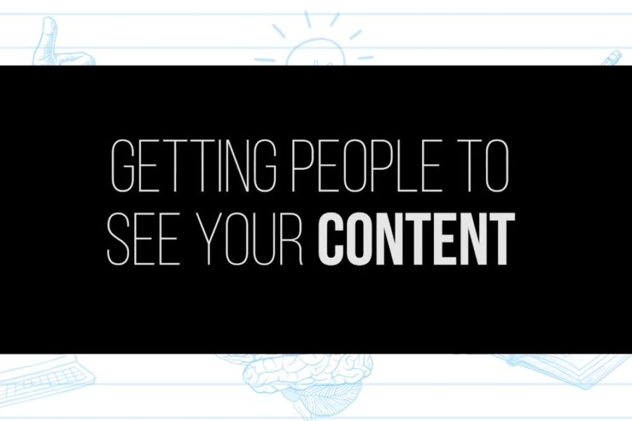 Social Media Tips: Getting People to See Your Content