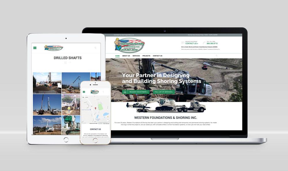 Western Foundation Website